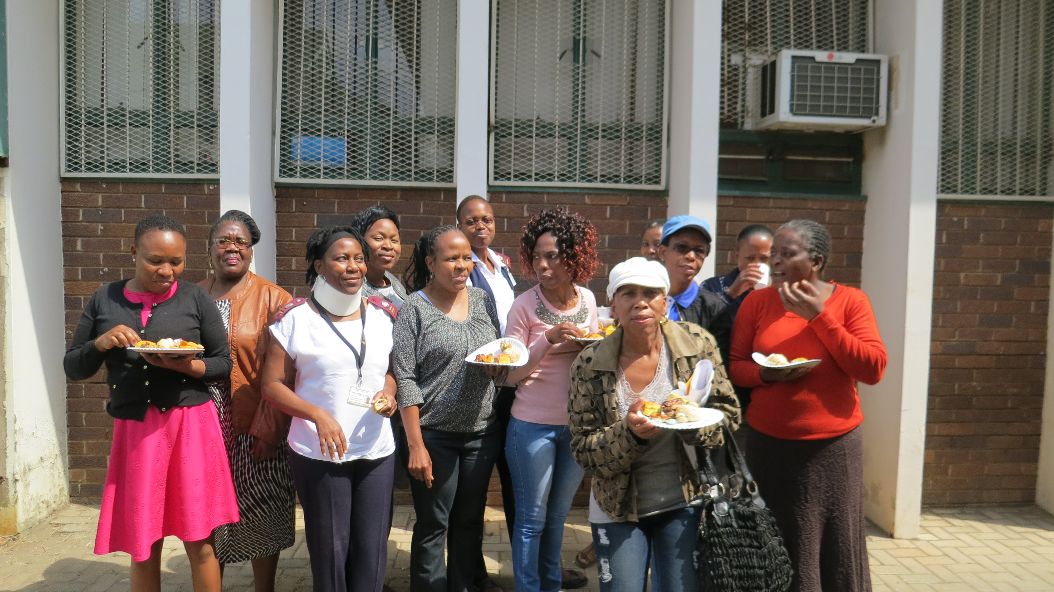 Cancer awareness and education workshop for primary healthcare workers in rural Limpopo.