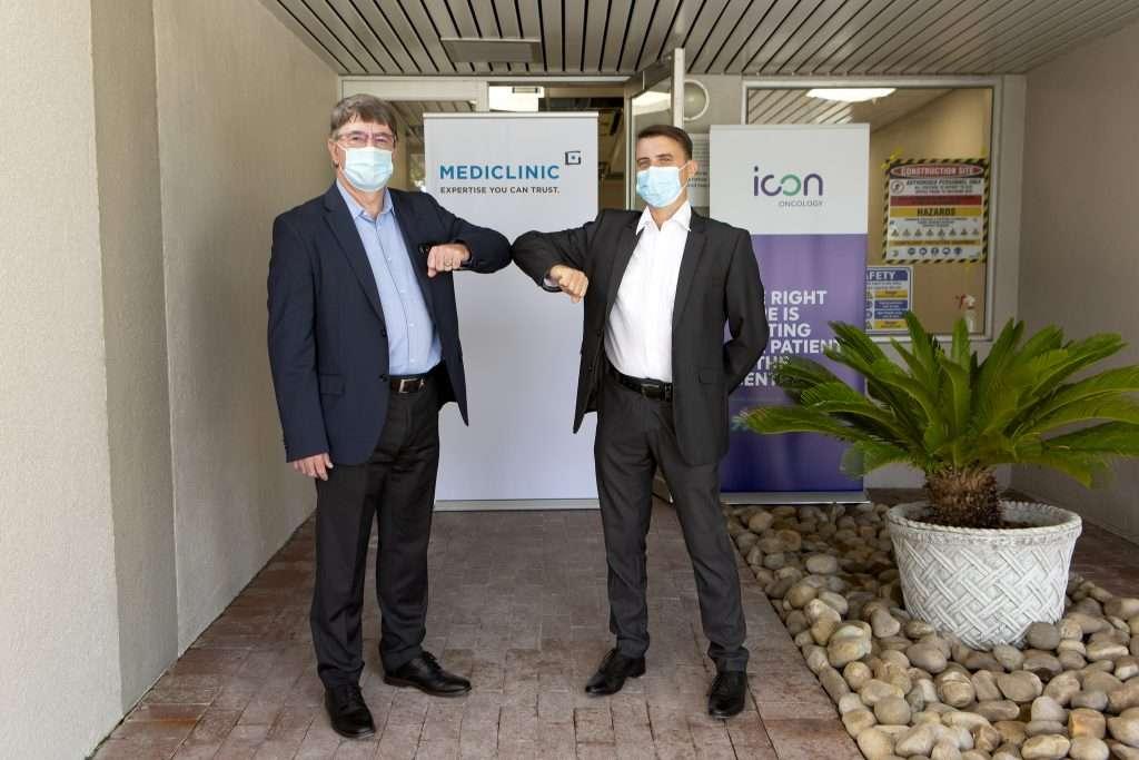 Koert Pretorius and Antony Pedersen announce new partership